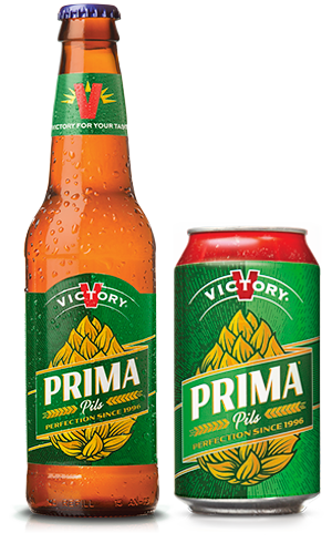 Victory Brewing Co. Victory Prima Pils