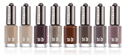 urban decay nail polish
