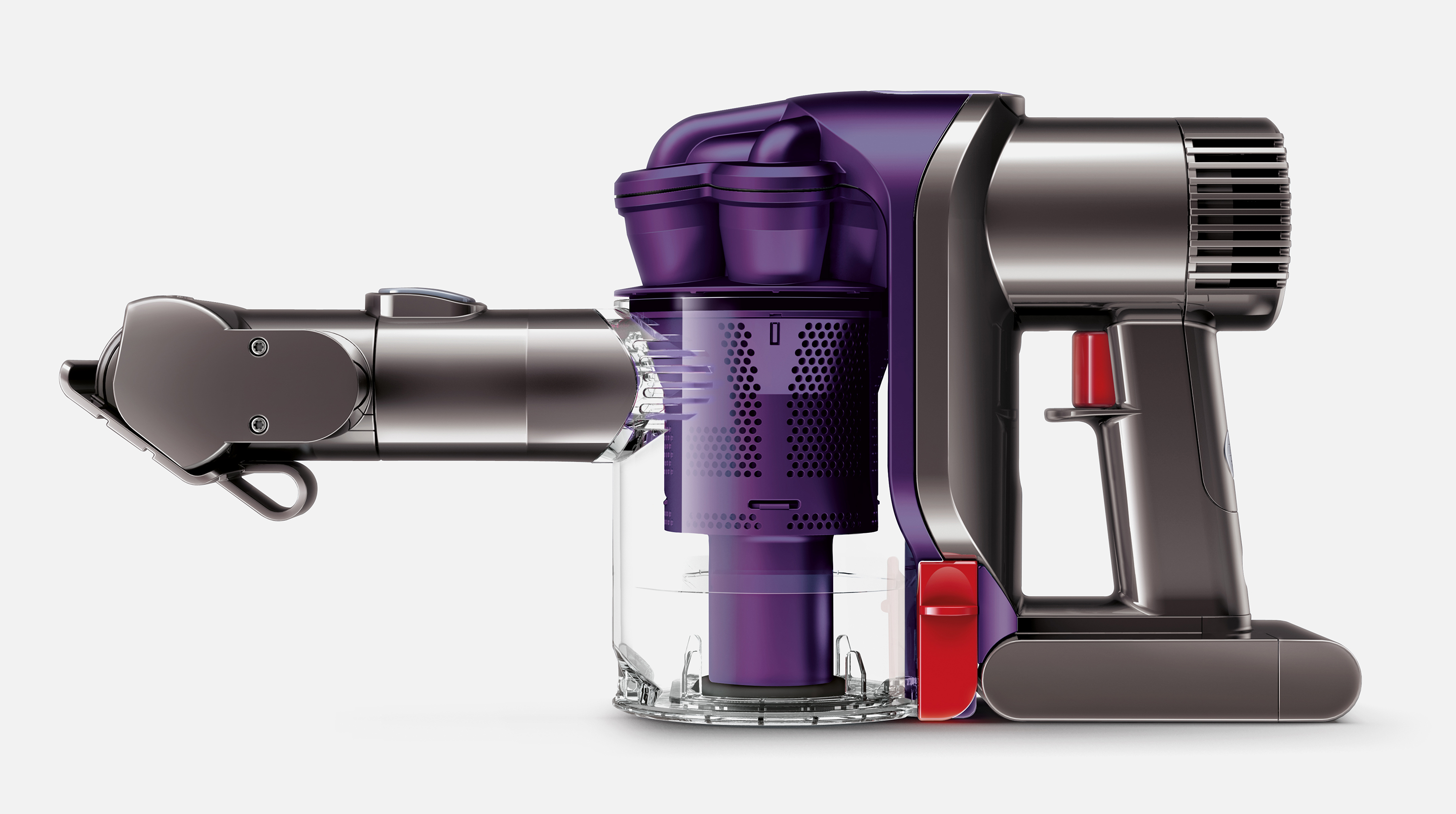 The Dyson Handheld