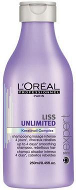 L'Oreal Liss Unlimited Keratin Complex