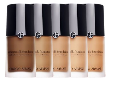 armani silk foundation