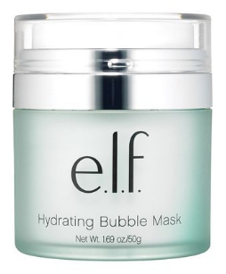 hyrdrating bubble mask
