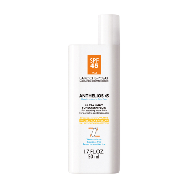 La Roche-Posay Anthelios 45 Face Ultra Light Sunscreen Fluid