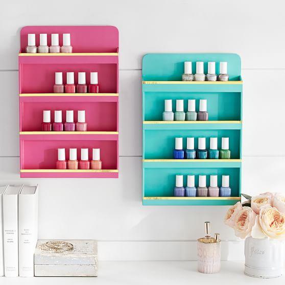 Jane Beauty Collection Nail Polish Wall Organizer