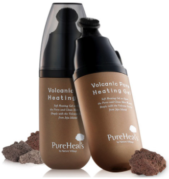PureHeal's Volcanic Pore Heating Gel