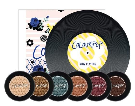 ColourPop eyeshadow