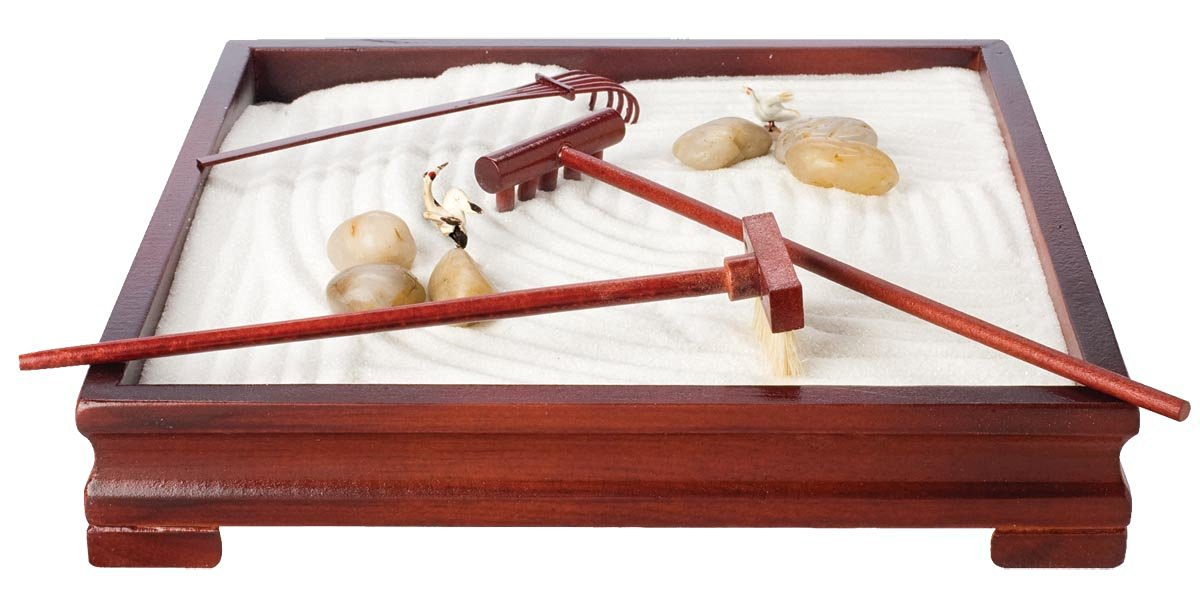 Toy smith Deluxe Zen Garden