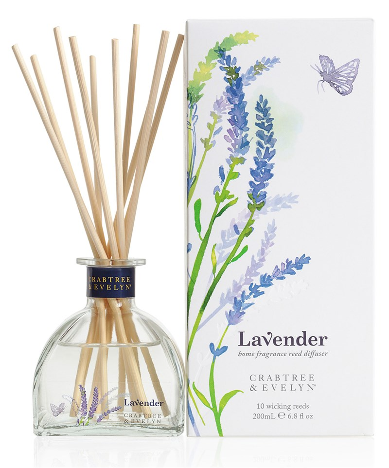Crabtree & Evelyn Home Fragrance Reed Diffuser