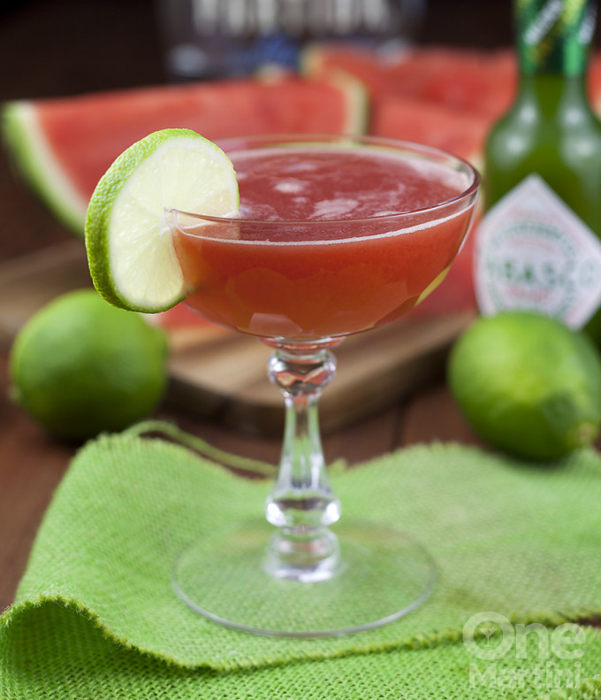 tabasco green pepper cocktail