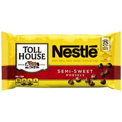 Nestle Toll House Semi-Sweet Chocolate Morsels