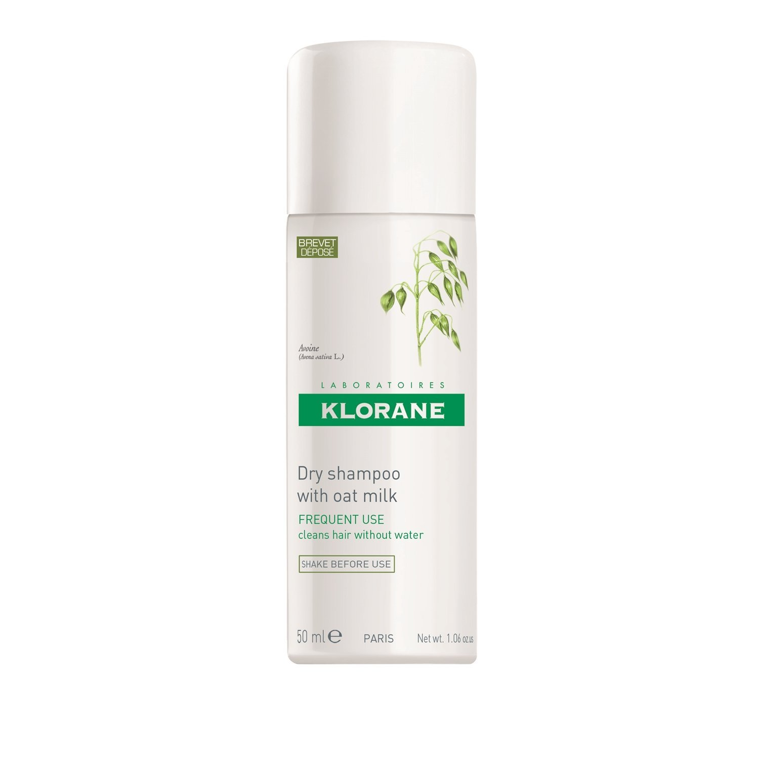 Klorane Gentle Dry Shampoo with Oat Milk