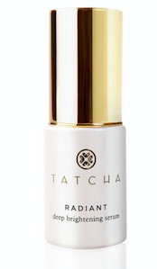 tata radiant deep brightening serum travel size