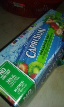 Capri Sun® Strawberry Kiwi Juice Drink uploaded by eunice o.