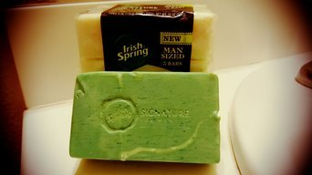 Irish Spring Signature for Men Hydrating Bar Soap uploaded by Courtney P.