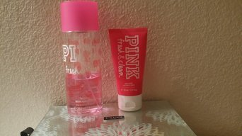 Photo of Victoria's Secret Fresh & Clean Body Mist 8.4 oz (250 ML) (New Packaging) uploaded by Tiffani G.