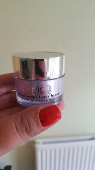 Photo of Clinique Repairwear Laser Focus™ Wrinkle Correcting Eye Cream uploaded by Nane F.