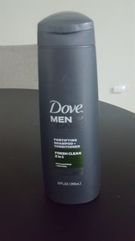 Dove Men+Care 2 in 1 Shampoo + Conditioner Fresh Clean uploaded by Massiel D.