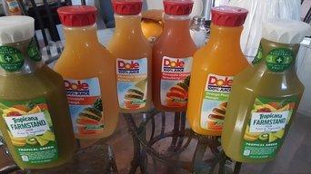 Dole 100% Juice Pineapple Orange uploaded by Diana J.