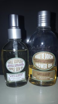 L'Occitane Almond Shower Oil uploaded by Rosanna P.