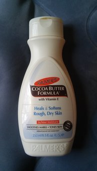Palmer's Cocoa Butter Lotion uploaded by Tonisha J.