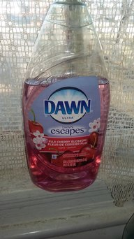 Dawn Ultra Fuji Cherry Blossom Dishwashing Liquid uploaded by Crystal G.