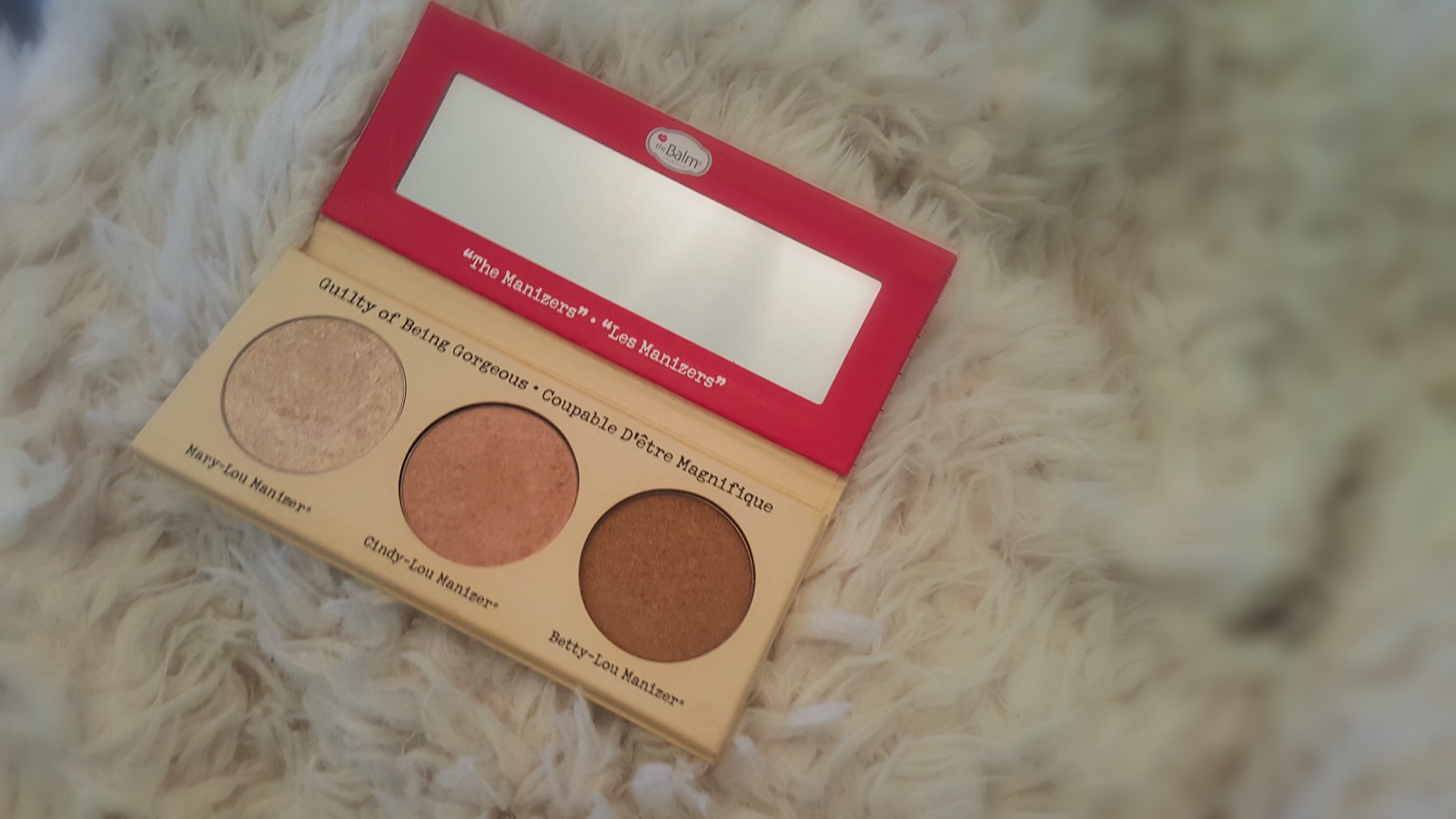 the Balm - the Manizer Sisters Luminizers Palette uploaded by Dunja K.