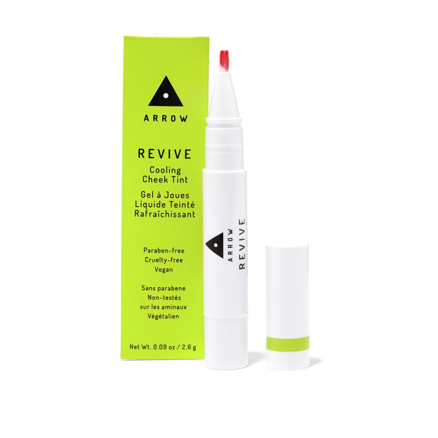 arrow revive cooling cheek