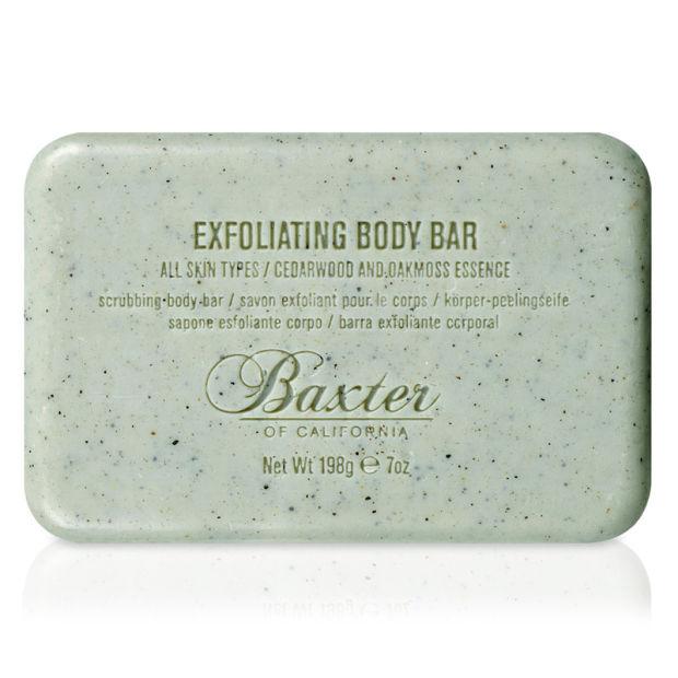 Baxter Exfoliating Body Bar