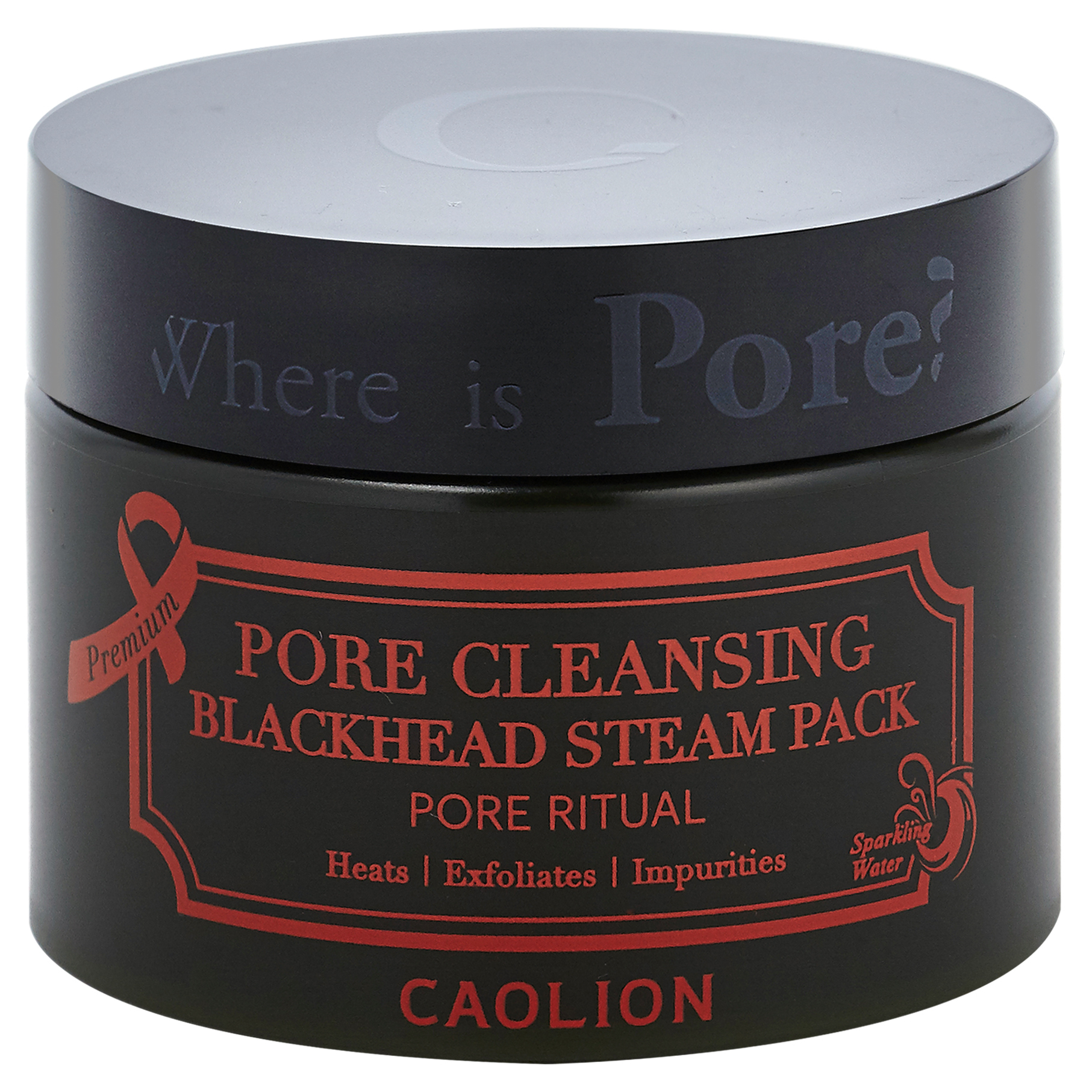 caolipn cream pore minimizing facial mask