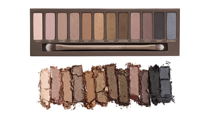 Favori The Best Dupes for Urban Decay's Naked Palette RM52