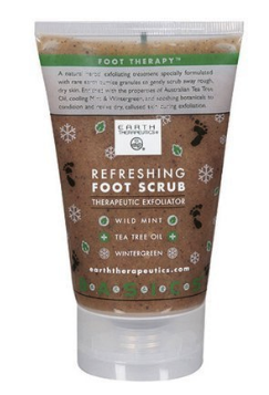 Earth Therapeutics Refreshing Foot Scrub