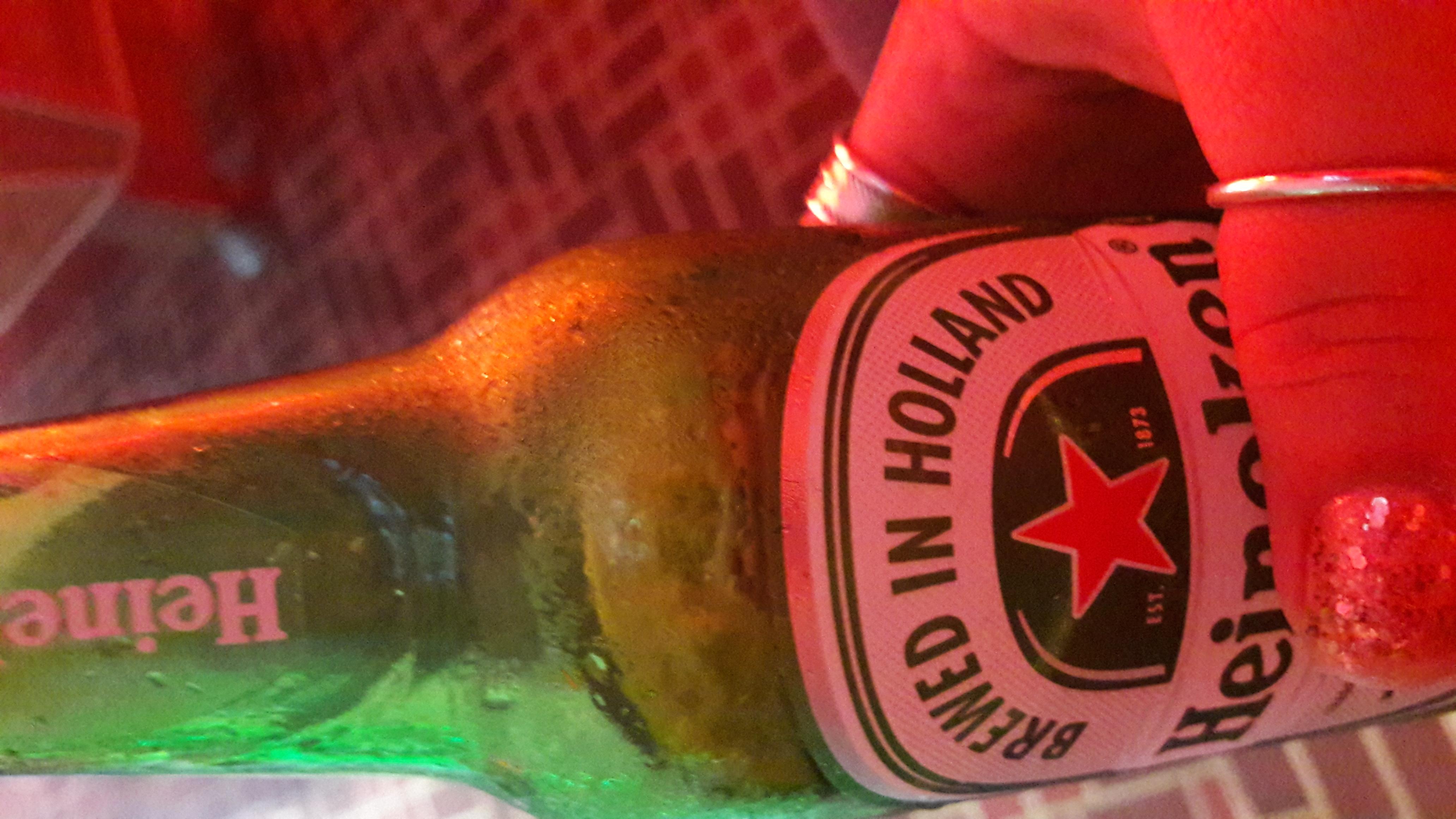 Photo of Heineken Light uploaded by María D.