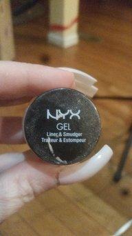 NYX Gel Eye Liner & Smudger Danielle/Teal uploaded by Loretta V.