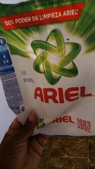 Photo of Ariel Laundry Detergent uploaded by Shellian S.