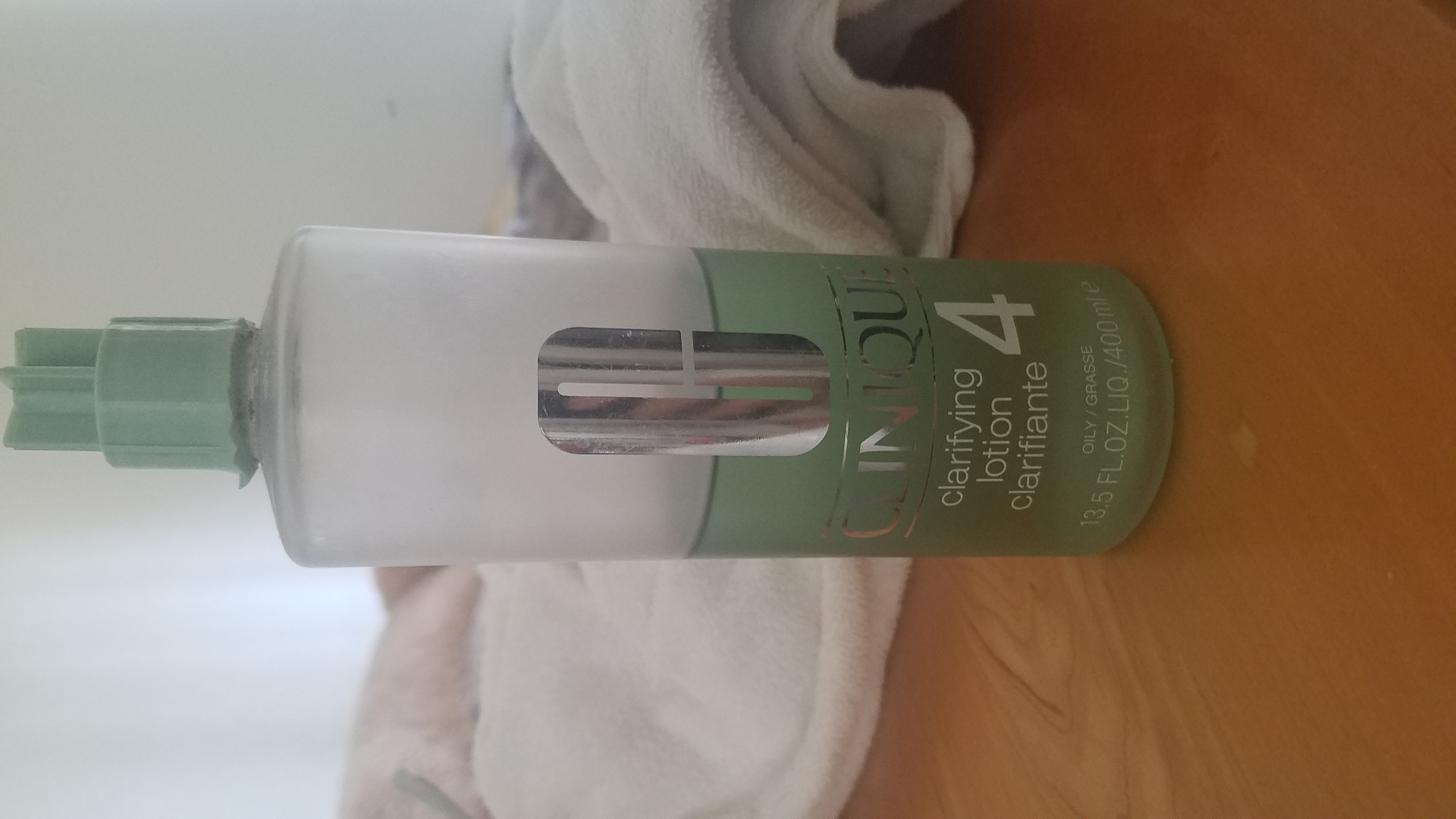 Clinique Clarifying Lotion 4 uploaded by Lisa H.