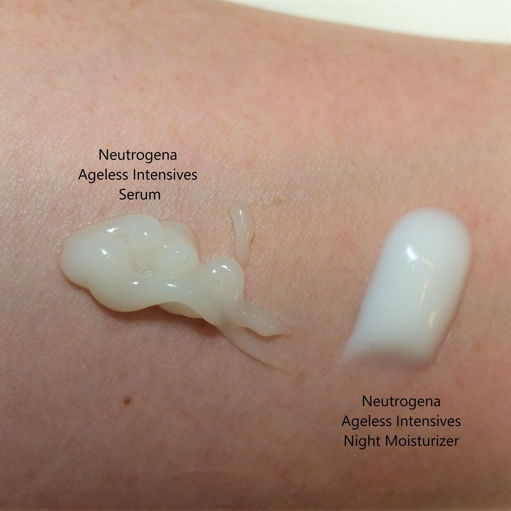 Neutrogena® Ageless Intensives® Anti-Wrinkle Deep Wrinkle Night Moisturizer uploaded by E A.