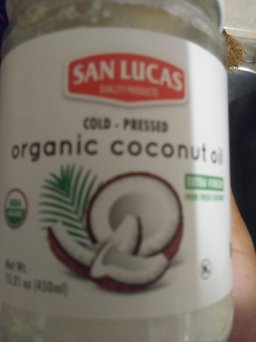 Coconut Oil uploaded by Luz P.