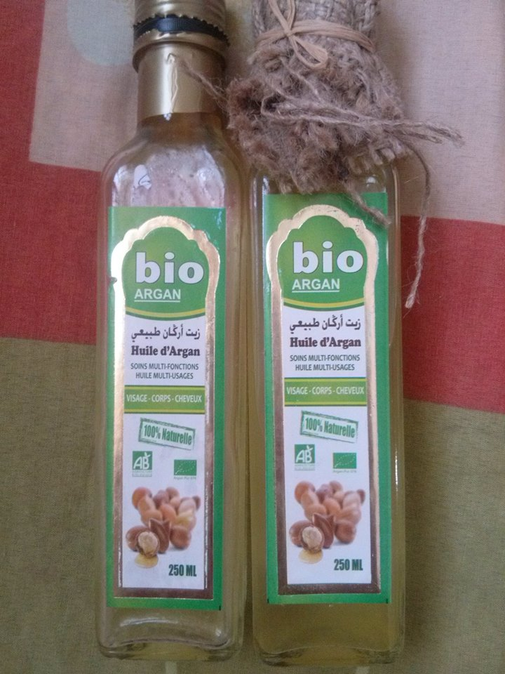 OGX® Argan Oil Of Morocco Weightless Healing Dry Oil uploaded by ines l.