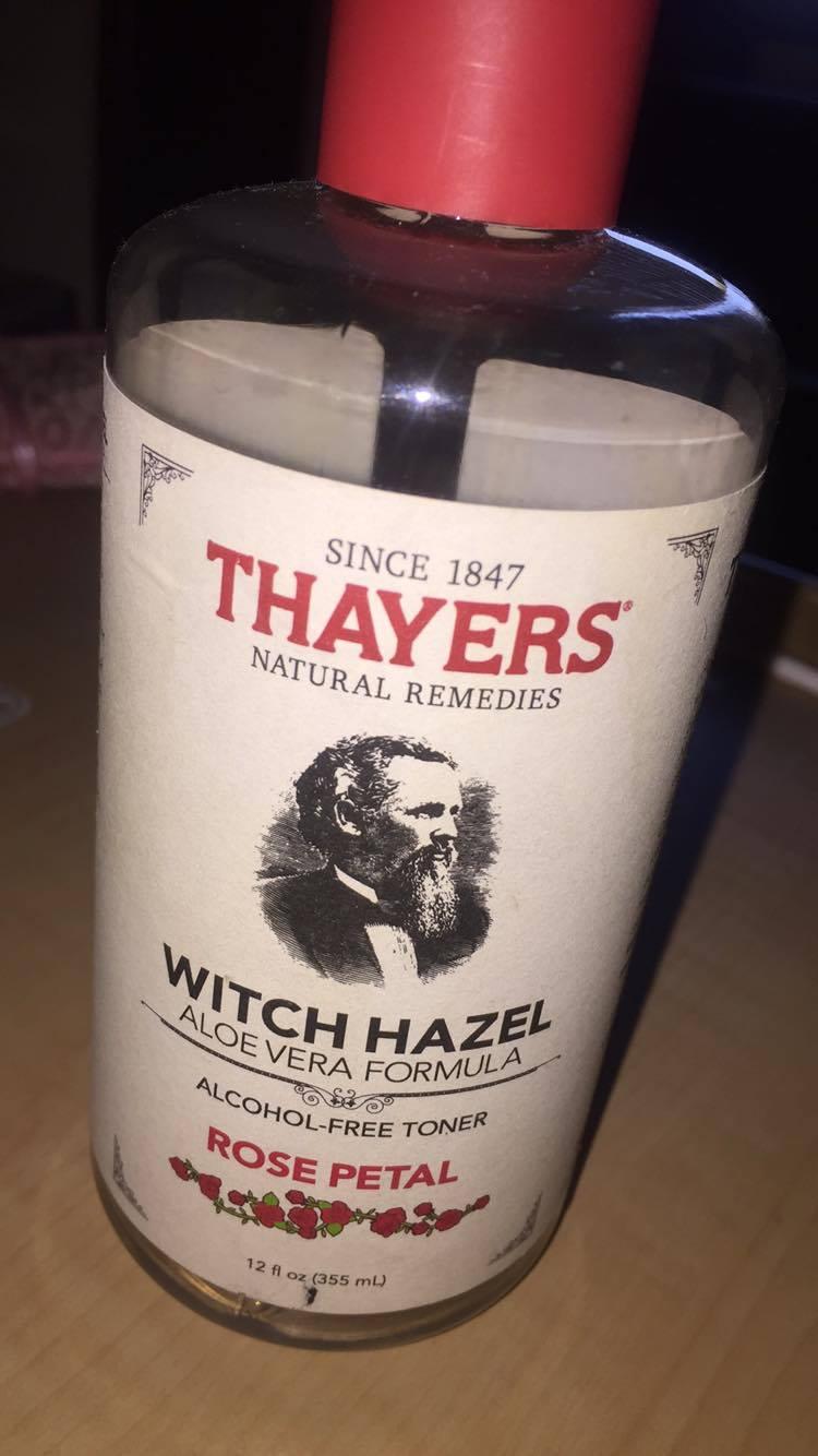 Photo of Thayers Alcohol-Free Rose Petal Witch Hazel Toner uploaded by Tiffany T.