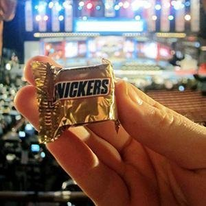 Snickers Minis uploaded by Haylen B.
