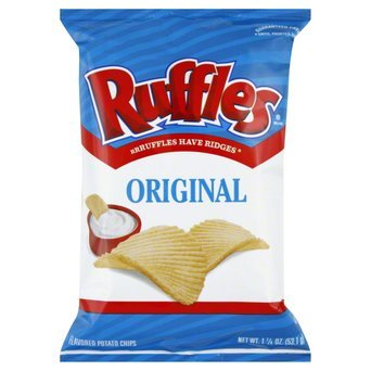 Ruffles® Brand Original Potato Chips uploaded by kimberly S.