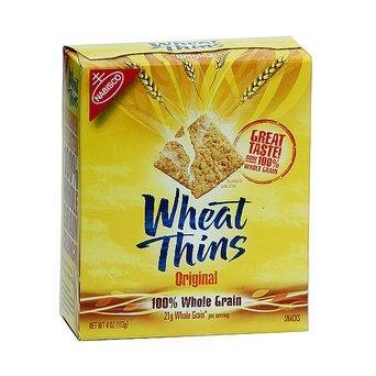 Nabisco Wheat Thins - original (box of 72) uploaded by Lynda B.