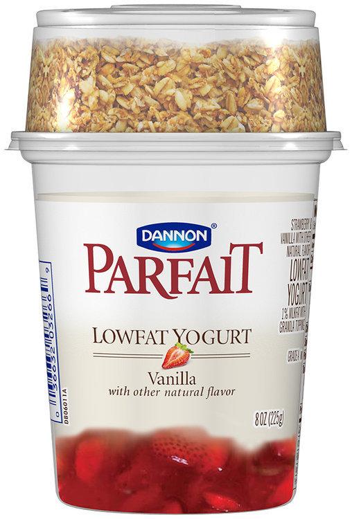 Activia Parfait Lowfat Yogurt Vanilla 8 OZ CUP uploaded by Royce H.