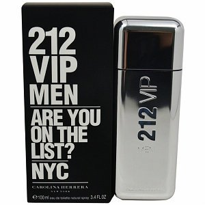 Carolina Herrera 212 VIP Men Eau de Toilette Spray, 3.4 fl oz uploaded by María-José V.