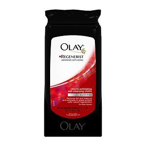 Olay Regenerist Micro-Exfoliating Wet Cleansing Cloths uploaded by khadeeja l.