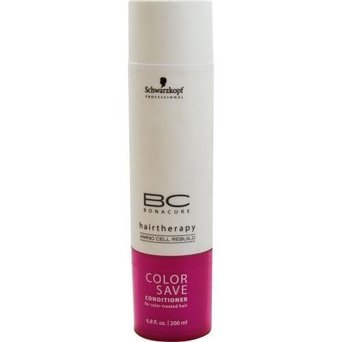 Schwarzkopf BC Bonacure Smooth Shine Conditioner for for Unmanageable Hair 200ml/6.8oz uploaded by Marjan S.