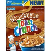 Photo of Cinnamon Toast Crunch General Mills Peanut Butter Toast Crunch Cereal 12 oz uploaded by GLORIA B.