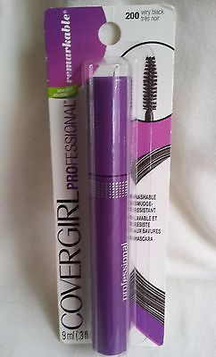 COVERGIRL Professional Remarkable Washable Waterproof Mascara uploaded by J Habitha P.