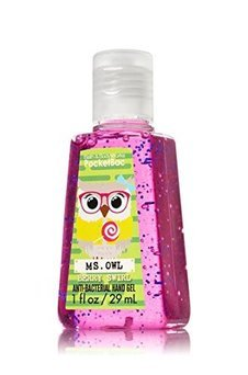Ms. Owl Pocketbac - Berry Swirl - Discontinued Scent! Bath & Body Works Antibacterial Hand Sanitizer Gel uploaded by jamila s.