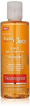 Photo of Neutrogena Rapid Clear 2-in-1 Fight & Fade Toner uploaded by Vanessa H.